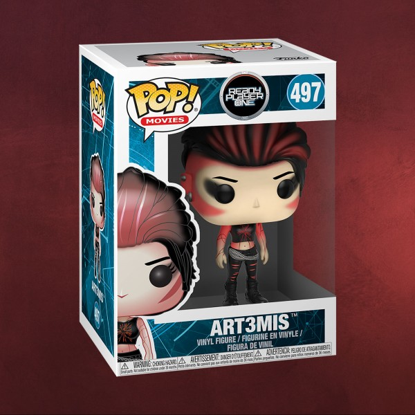 Ready Player One - Art3mis Funko Pop Figur