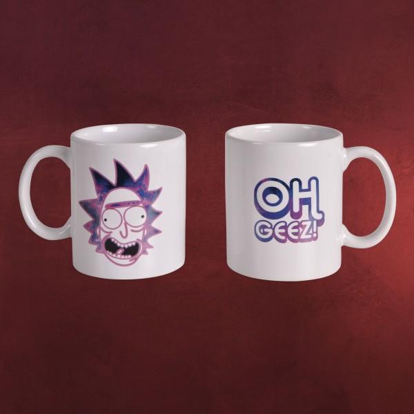 Rick and Morty - Cosmic Tassen Set