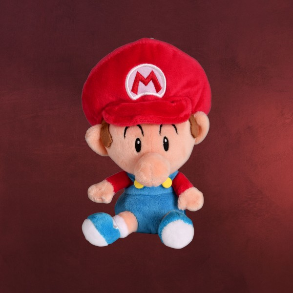 Super Mario - Baby Plüsch Figur 16 cm