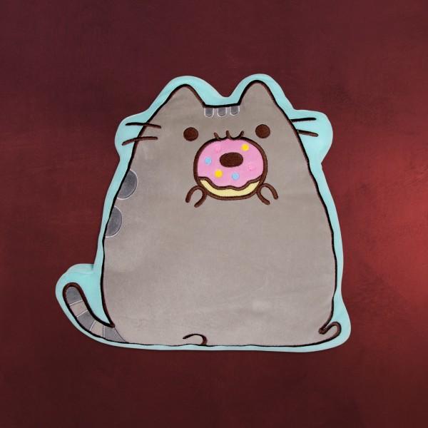 Pusheen - Donut Kissen