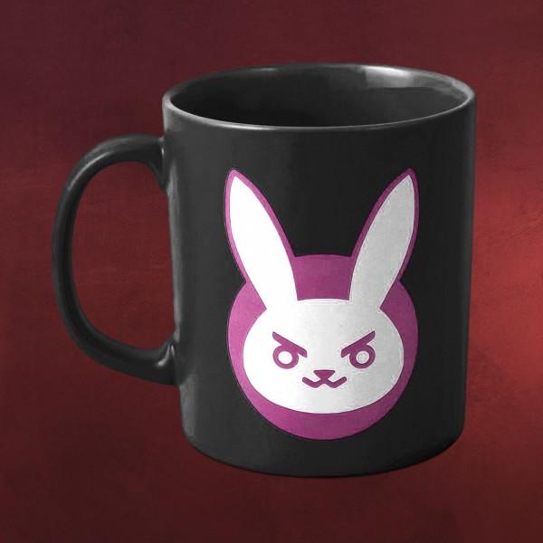 Overwatch - D.VA Bunny Icon Tasse