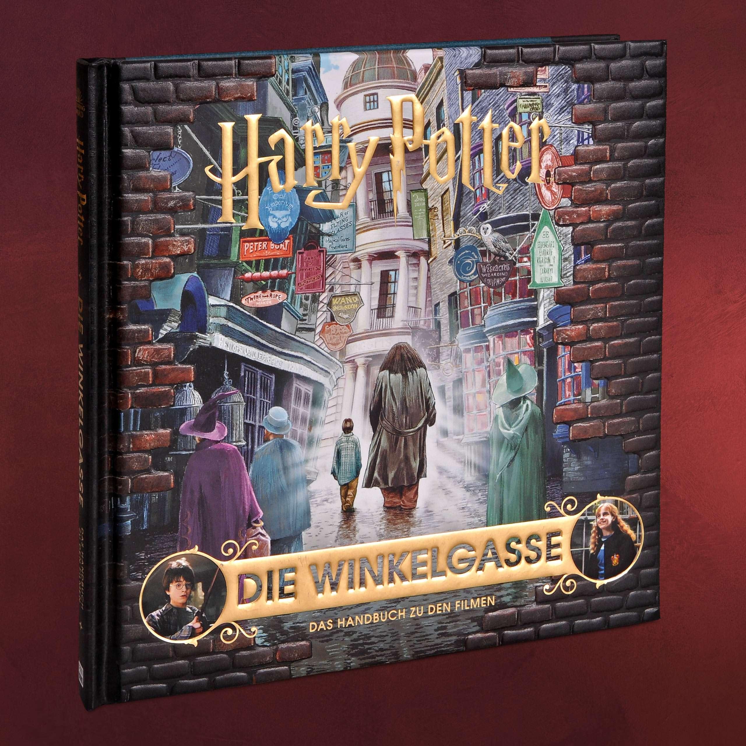Winkelgasse Das Handbuch Zu Den Harry Potter Filmen Elbenwald