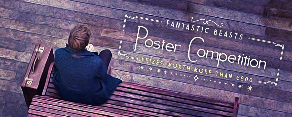 Fantastic Beasts - Poster Competition