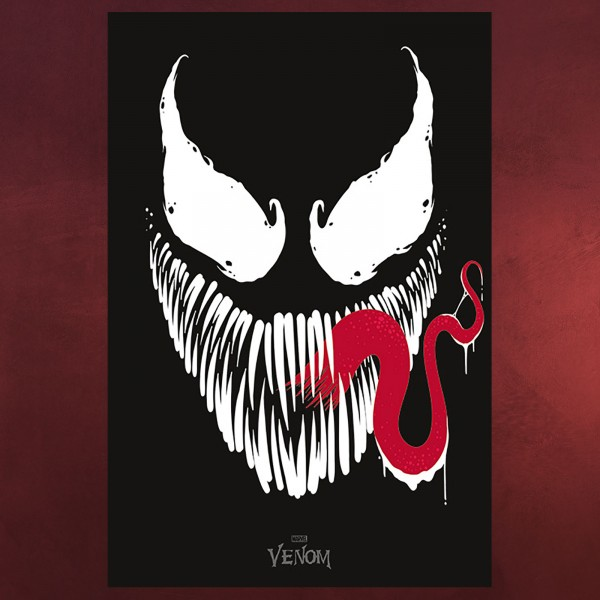 Venom - Smile Maxi Poster