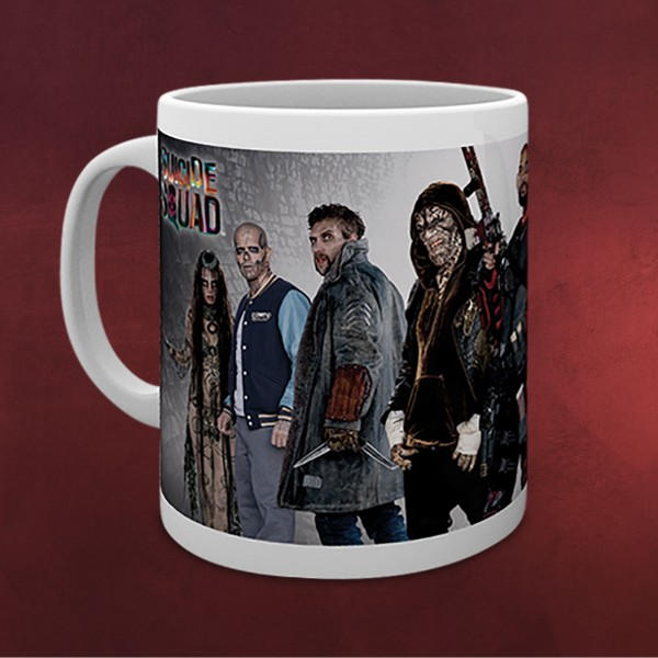 Suicide Squad - Worst Heroes Ever Tasse