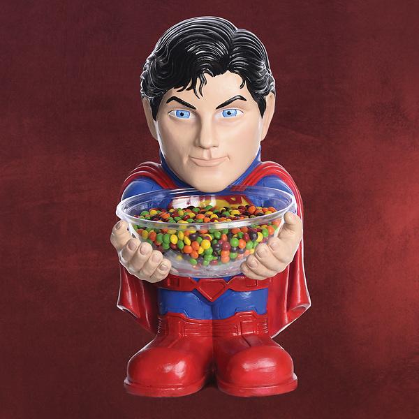 Superman Süßigkeiten Halter