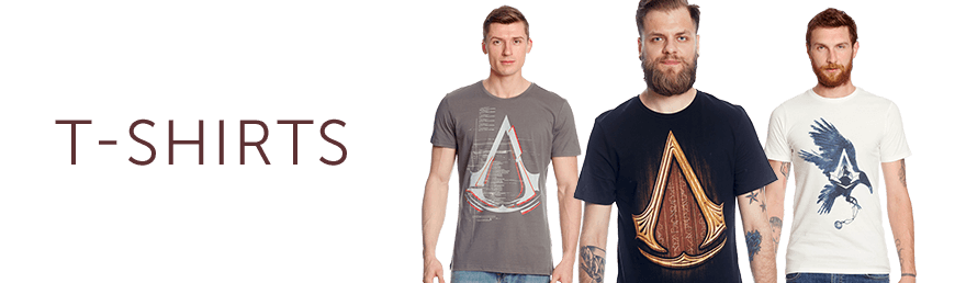 Assassins Creed - T-Shirts