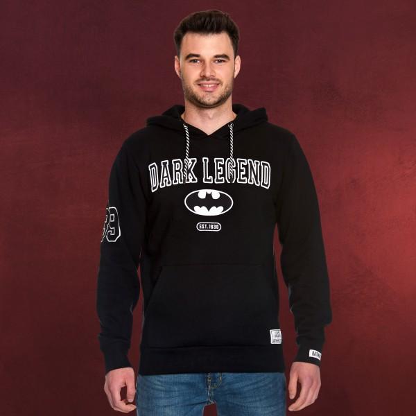 Batman - Dark Legend Hoodie schwarz