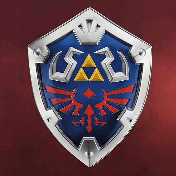 Zelda - Link Hylia Schild