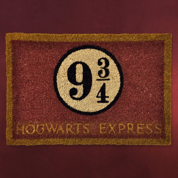 Harry Potter - 9 3/4 Hogwarts Express Fußmatte