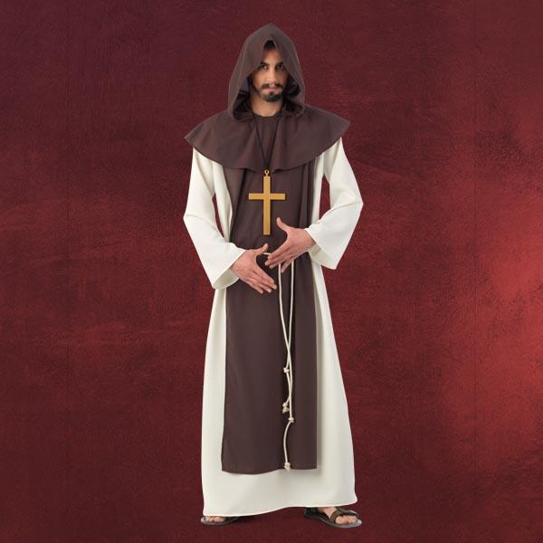Zisterzienser-Mönch Kostüm
