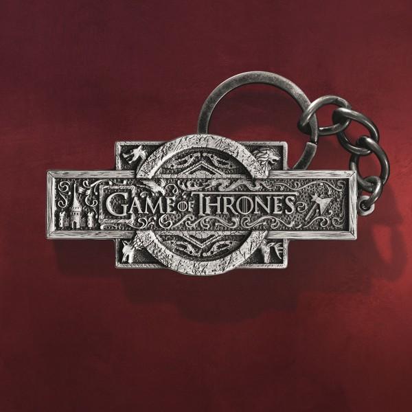 Game of Thrones - Logo Schlüsselanhänger