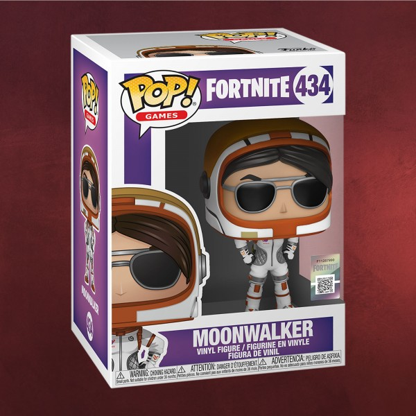 Fortnite - Moonwalker Funko Pop Figur