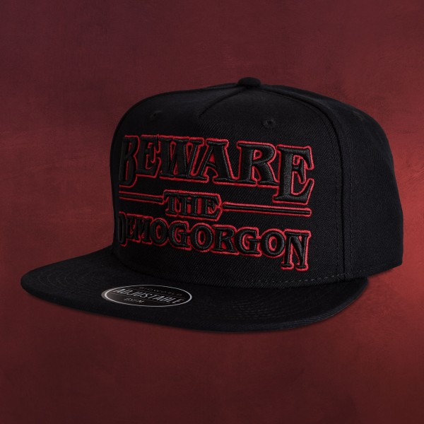 Dungeons & Dragons - Beware the Demogorgon Snapback Cap