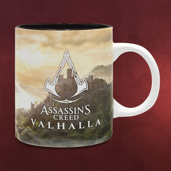 Assassin's Creed - Valhalla Landscape Tasse