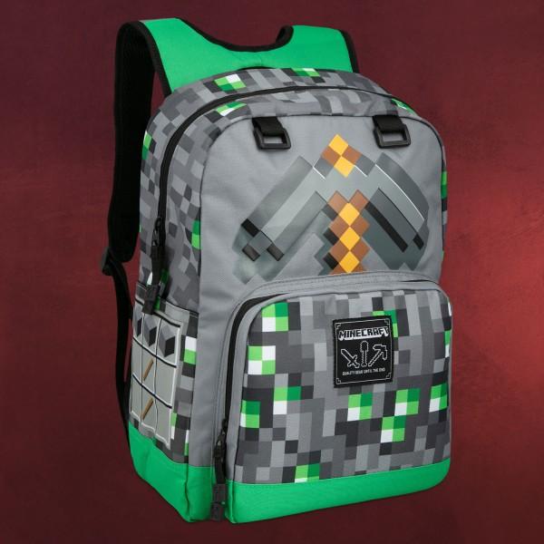 Minecraft - Emerald Survivalist Rucksack
