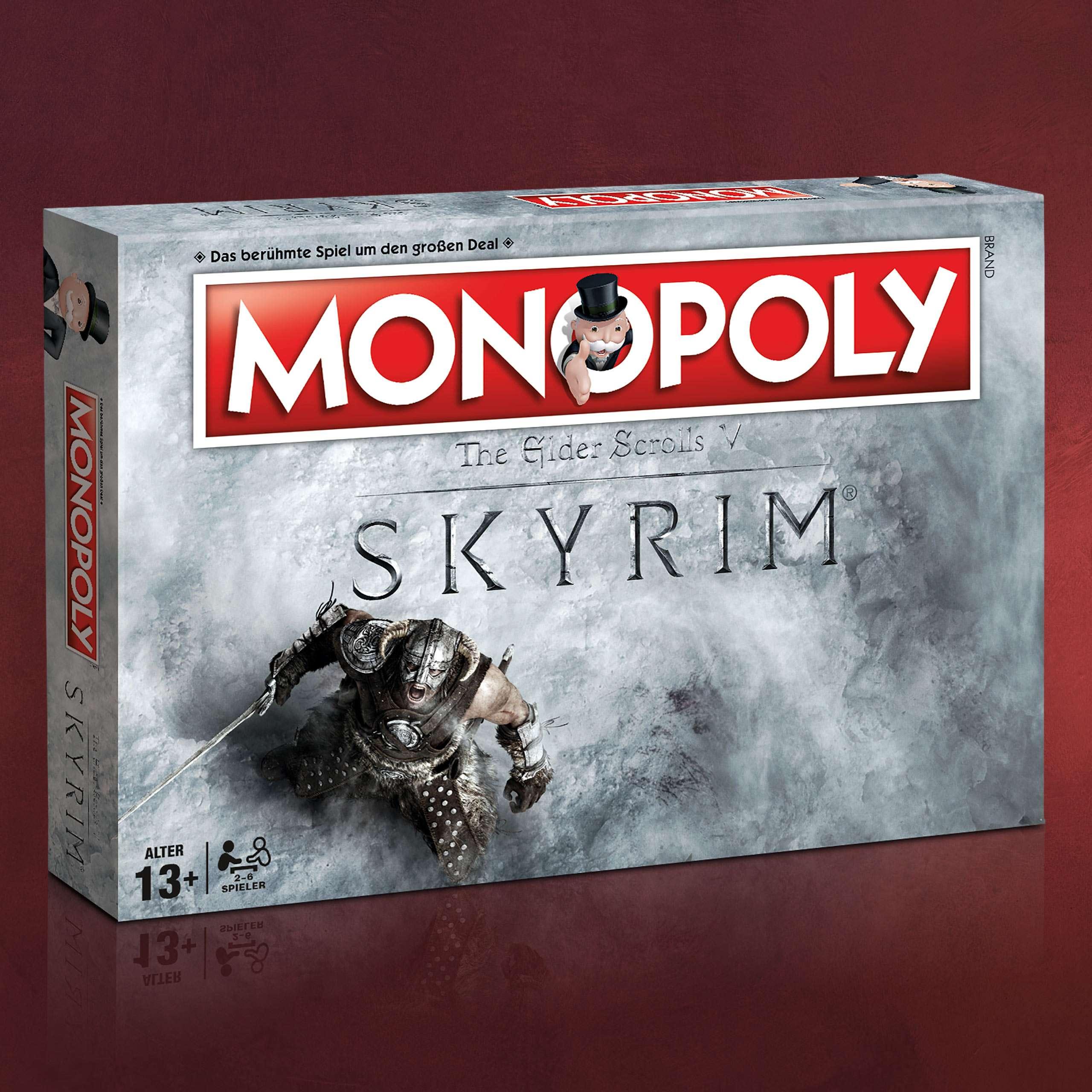 Skyrim - Monopoly | The Elder Scrolls | Elbenwald