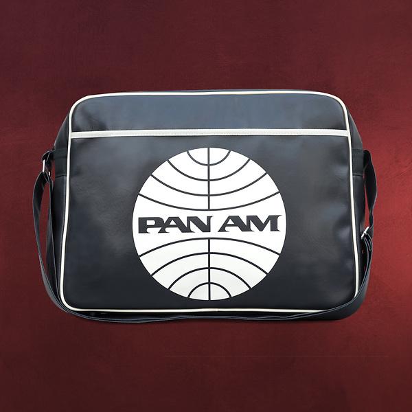PAN AM Logo Tasche navy