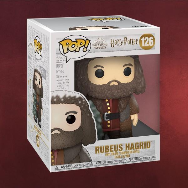 Harry Potter - Hagrid Holiday Funko Pop Figur 15 cm