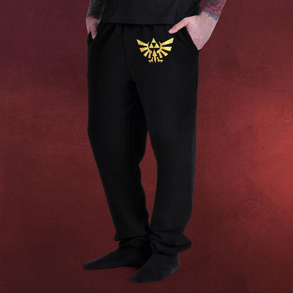 Zelda - Logo Sweathose schwarz
