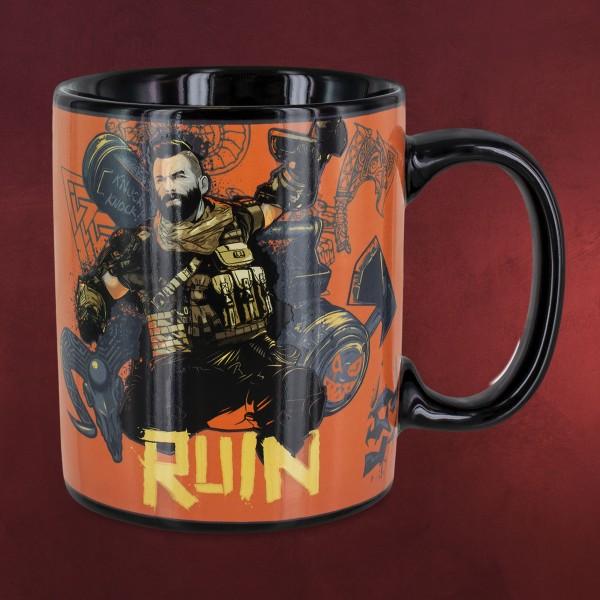 Call of Duty - Ruin Thermoeffekt Tasse