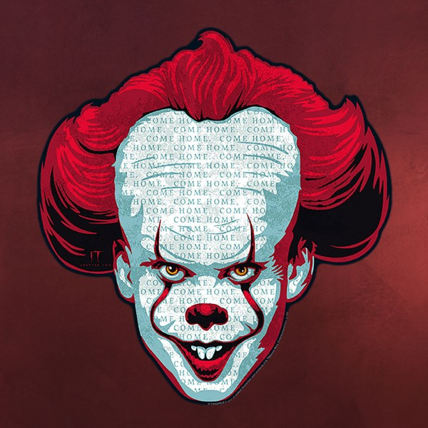 Stephen Kings ES - Pennywise Mousepad