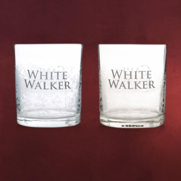 Game of Thrones - White Walker Gläserset