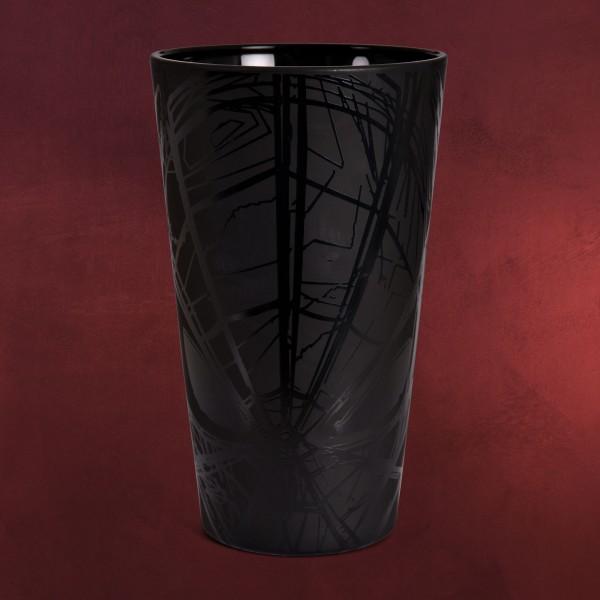 Spider-Man - Spidey Senses Glas schwarz