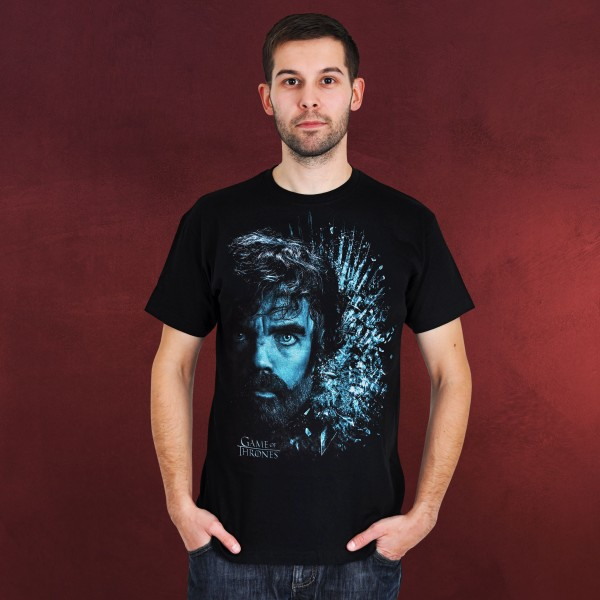 Game of Thrones - Tyrion Winter is Here T-Shirt schwarz