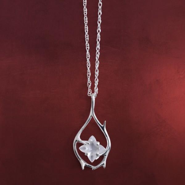 Der Hobbit - Tauriels Silber Kette
