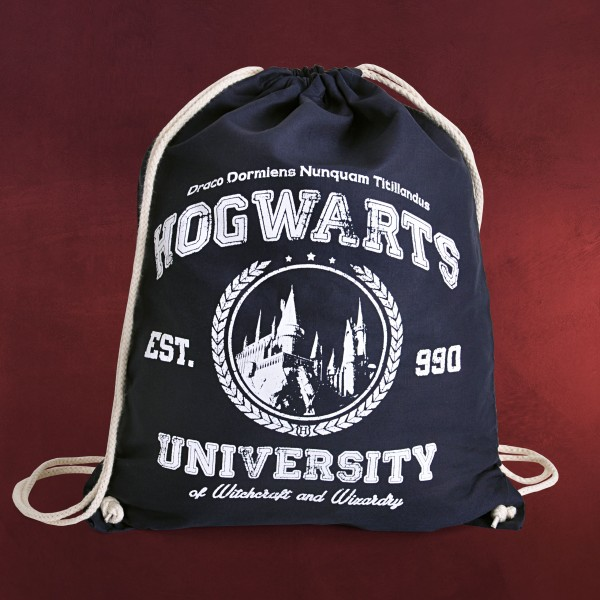 Magic University Sportbag blau