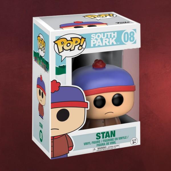 South Park - Stan Funko Pop Figur