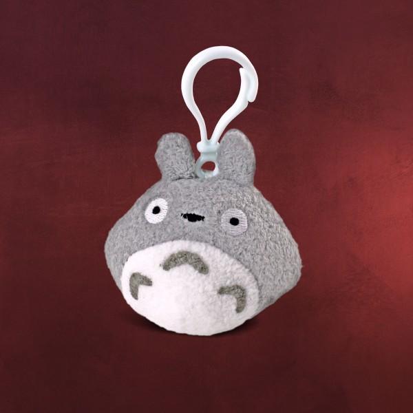 Totoro - Oh-Totoro Plüsch Schlüsselanhänger