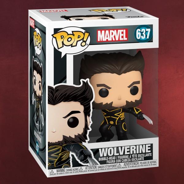 X-Men - Wolverine Funko Pop Wackelkopf-Figur