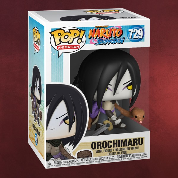Naruto - Orochimaru Funko Pop Figur
