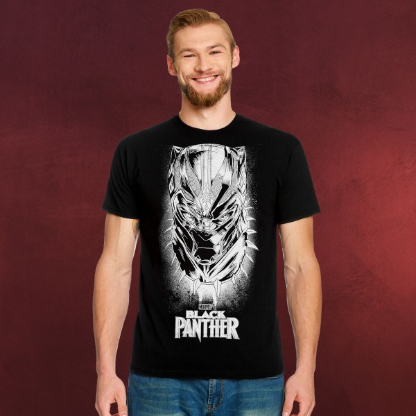 Black Panther - King of Wakanda T-Shirt schwarz