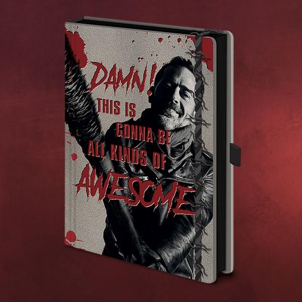 Walking Dead - Negan & Lucille Premium Notizbuch A5