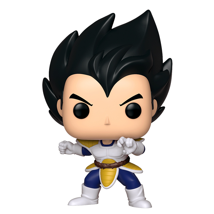 Dragon Ball Z - Vegeta in Saiyajin Rüstung Funko Pop Figur