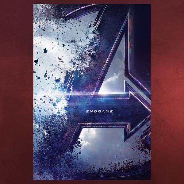 Avengers - Endgame Bursted Logo Maxi Poster