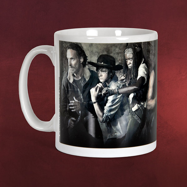Walking Dead - Season 5 Tasse