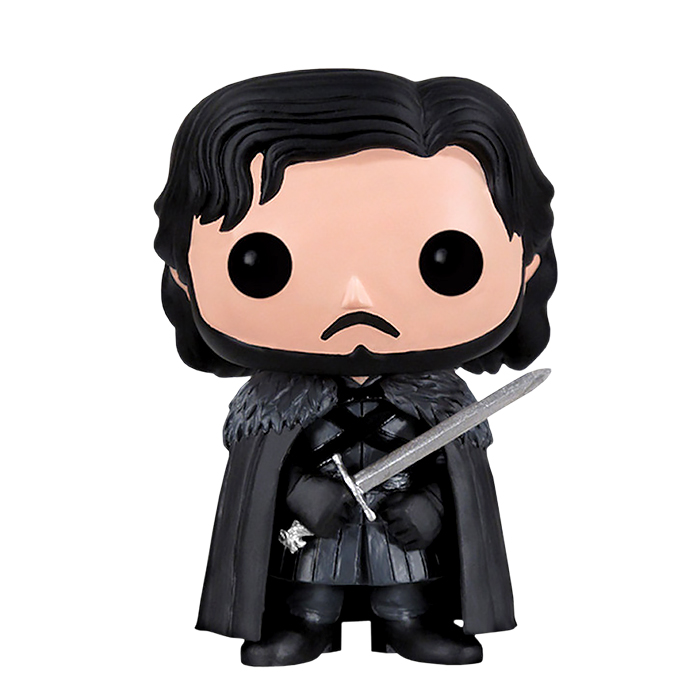 Game of Thrones - Jon Snow Mini-Figur