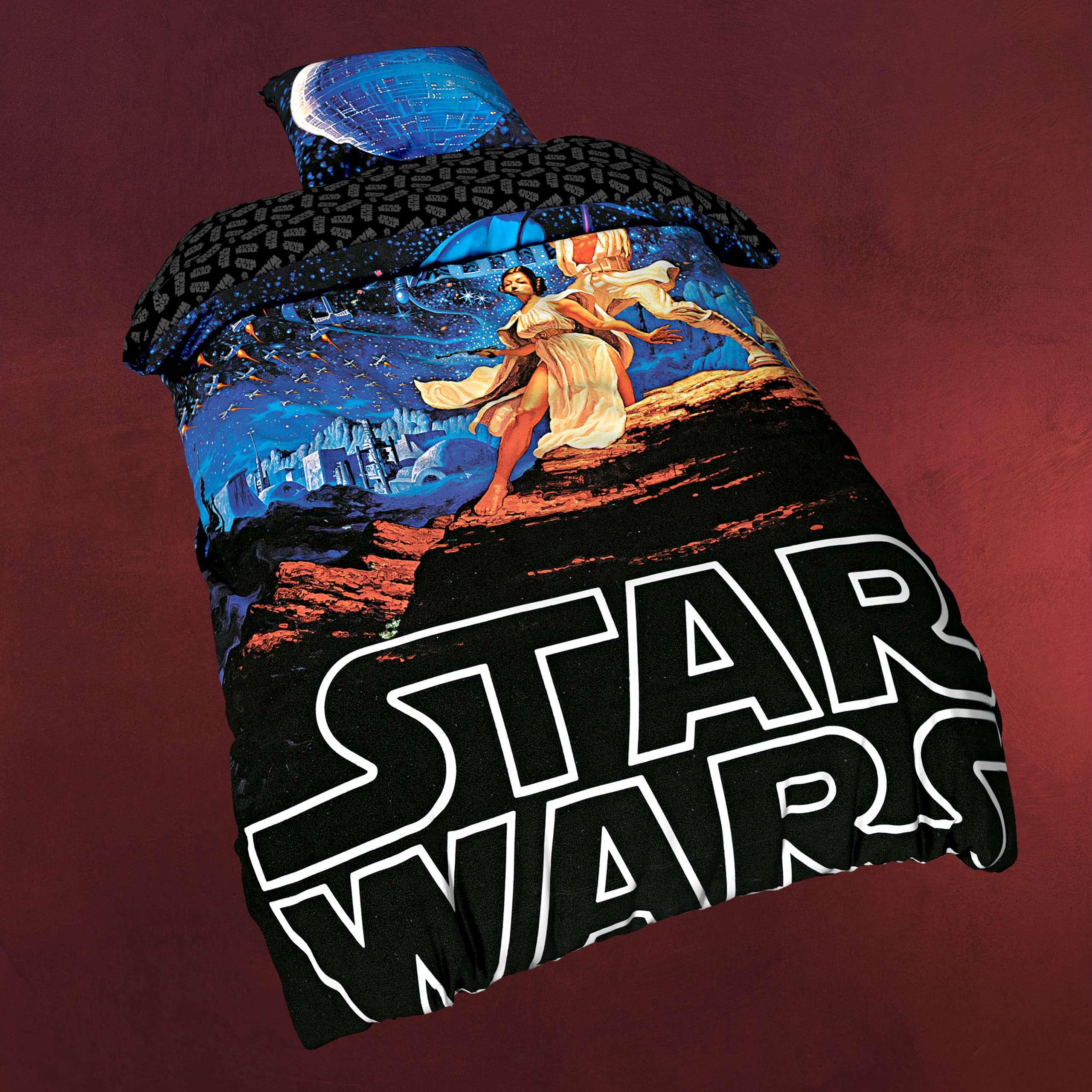 Star Wars - A New Hope Wende-Bettwäsche
