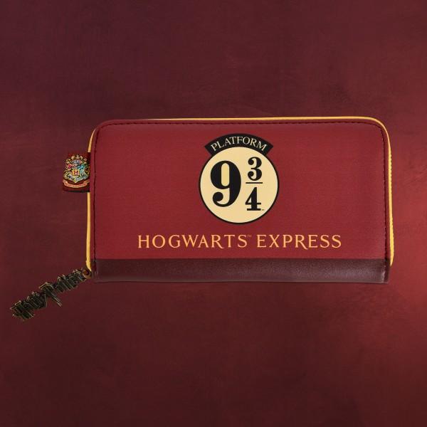 Harry Potter - Gleis 9 3/4 Hogwarts Express Geldbörse