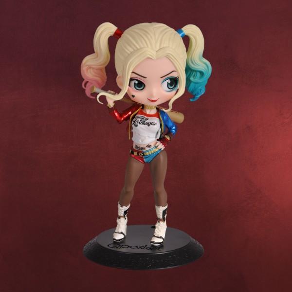 Suicide Squad - Harley Quinn Q Posket Figur 14 cm