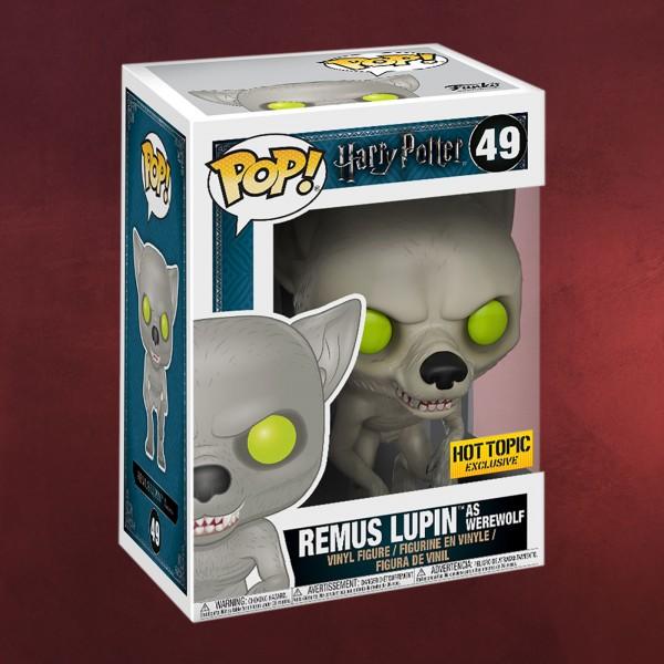 Harry Potter - Werwolf Remus Lupin Funko Pop Figur