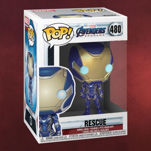 Avengers - Rescue Endgame Funko Pop Wackelkopf-Figur