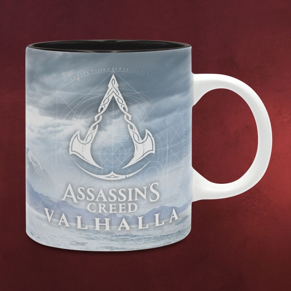 Assassin's Creed - Valhalla Raid Tasse