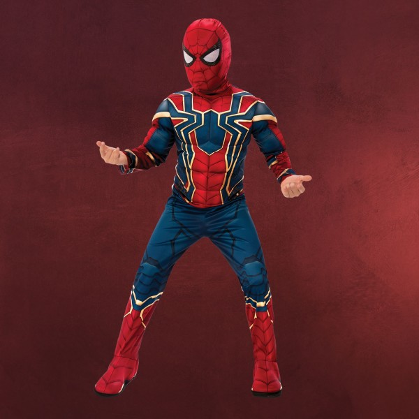Iron Spider - Avengers Infinity War Kostüm Kinder
