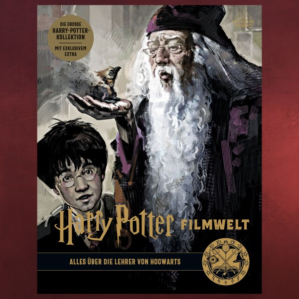 Harry Potter Filmwelt - Alles über die Lehrer von Hogwarts