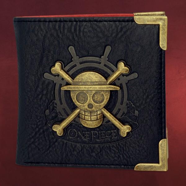 One Piece - Skull Geldbörse